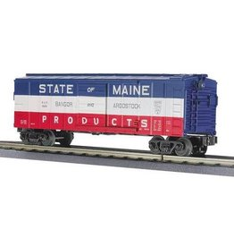 MTH - RailKing 307450	 - 	BOX CAR STATE of MAIN