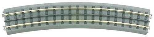40-1082 - RealTrax- O82 Curved Track Sect