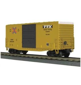 MTH - RailKing 3074647	 - 	O Gauge RailKing 40' High Cube Box Car