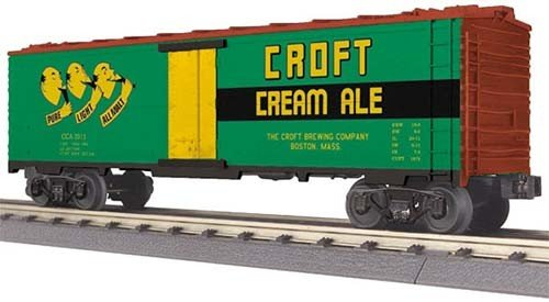 3078131	 - 	REEFER CAR CROFT ALE