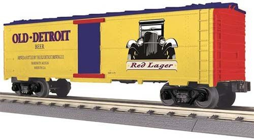 3078080	 - 	REEFER CAR OLD DETROIT RED LAGE