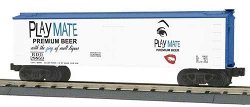 3078053 - Reefer Car PLAYMATE BEER