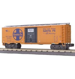 2094022	 - 	Reefer Car SANTA Fe OPERATING