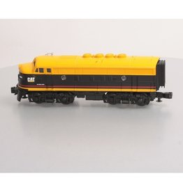 MTH - Rugged Rails 3320093 - Caterpillar F-3 Dummy A Unit (Non-Powered)