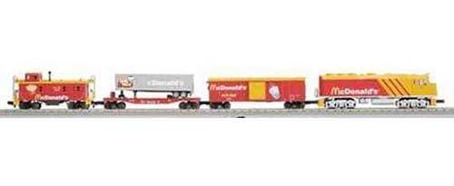 MTH - RailKing 3040421 - McDonalds F40ph R-T-R Train Set w/Proto-S
