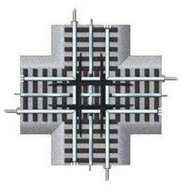 Lionel 612019 - FasTrack 90 Degree Crossover Track