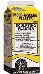 1202 - MOLD-A-SCENE PLASTER