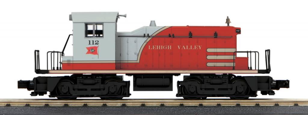 MTH - RailKing 30-20376-1 Lehigh Valley SW-1 Switcher