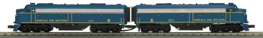 MTH - RailKing Norfolk & Western E8 AA Set 30-20394-1
