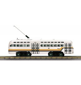 MTH - RailKing 30-5152-1 Port Authority Transit PCC Trolley