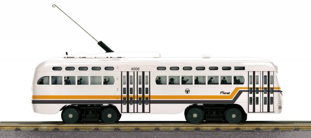 MTH - RailKing 30-5152-1 Port Authority Transit PCC Trolley