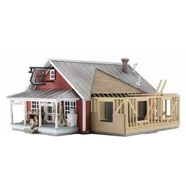 Woodland Scenics Woodland Scenics HO Country Store Expansion