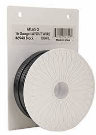 ATLAS Atlas O 16 gauge wire 100 feet