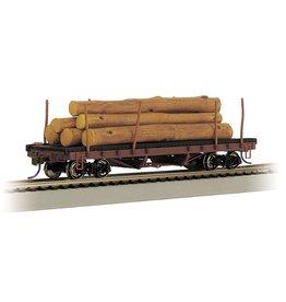 BACHMANN 18849 Bachmann HO Log Car