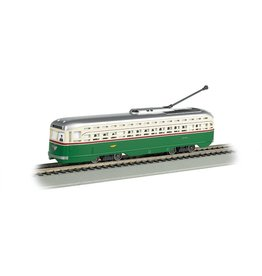 BACHMANN 60503 PCC Trolley with sparking pole - DCC - HO