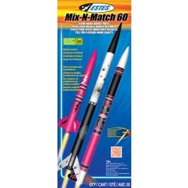 ESTES Mix-N-Match 60 Rocket