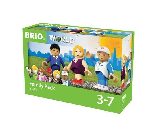 BRIO Family Pack