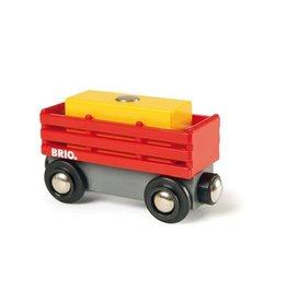 BRIO Hay Wagon