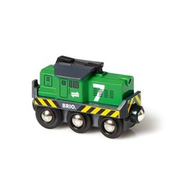 BRIO BRIO - Freight Battery Engine
