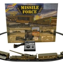 Model Power Model Power HO Missile Force Set
