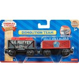 Fisher-Price DEMOLITION TEAM- Thomas & Friends