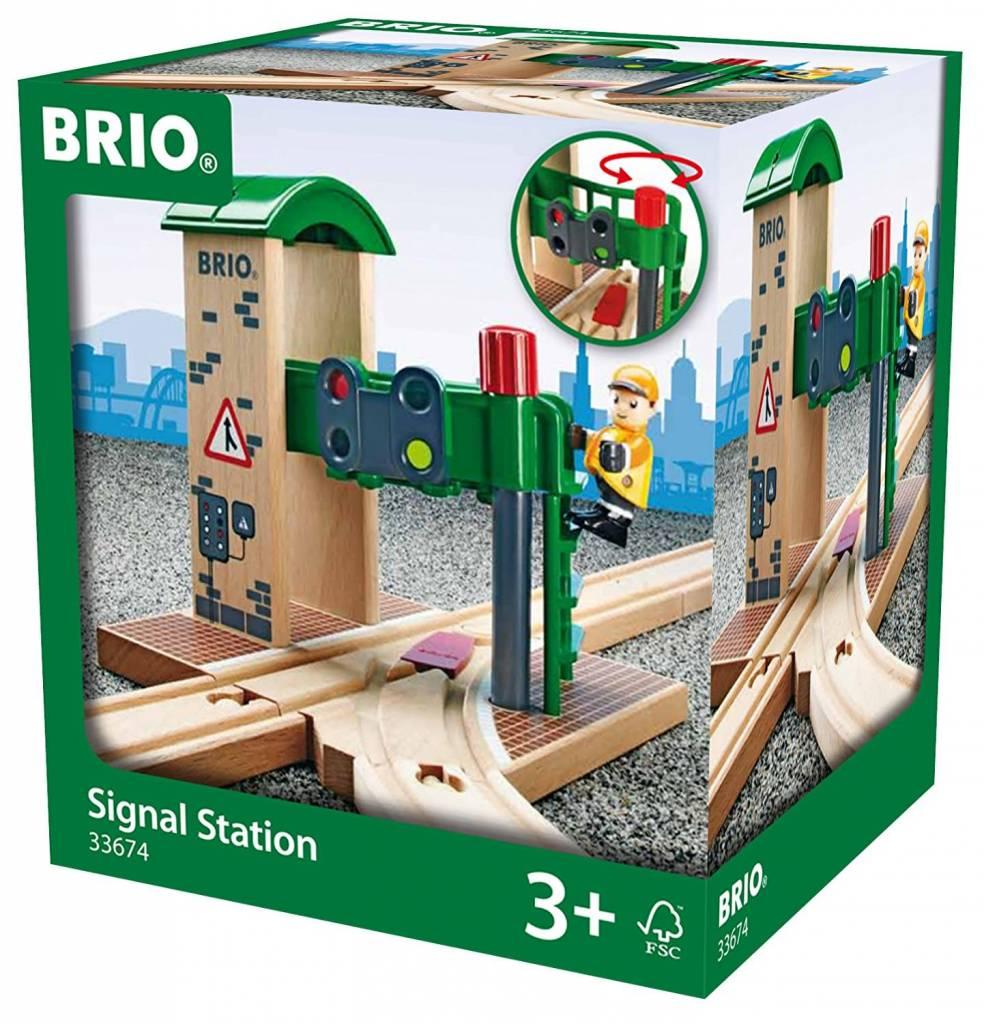 BRIO BRIO -  Signal Station