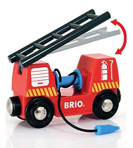 BRIO RESCUE FIREFIGHTER SET