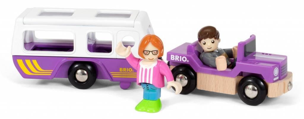 BRIO Camper Trailer