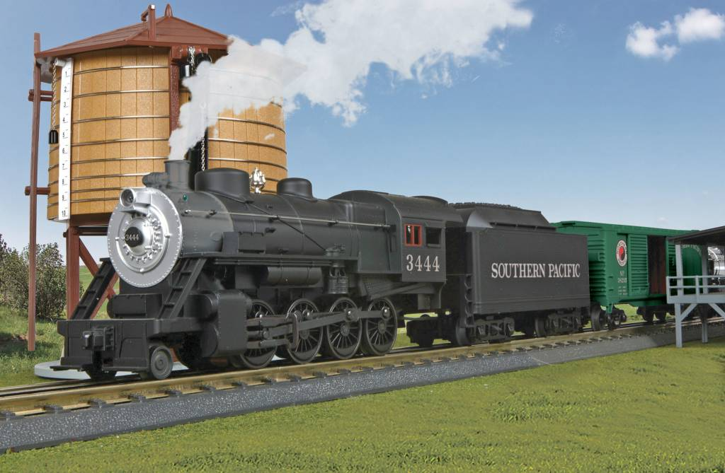 MTH - RailKing 30-4245-1 2-8-0 Southern Pacific Steam Freight Set