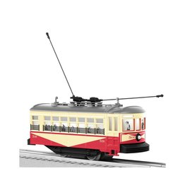 LNL Lionel 6-82412 Reading Birney Trolley