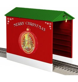 LNL 6-81627 Christmas Hopper Shed