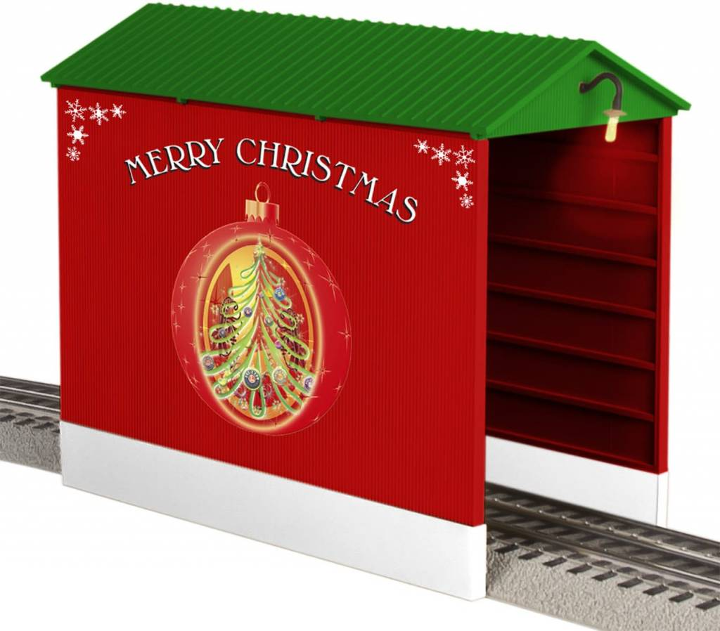 LNL 6-81627 Christmas Hopper Shed