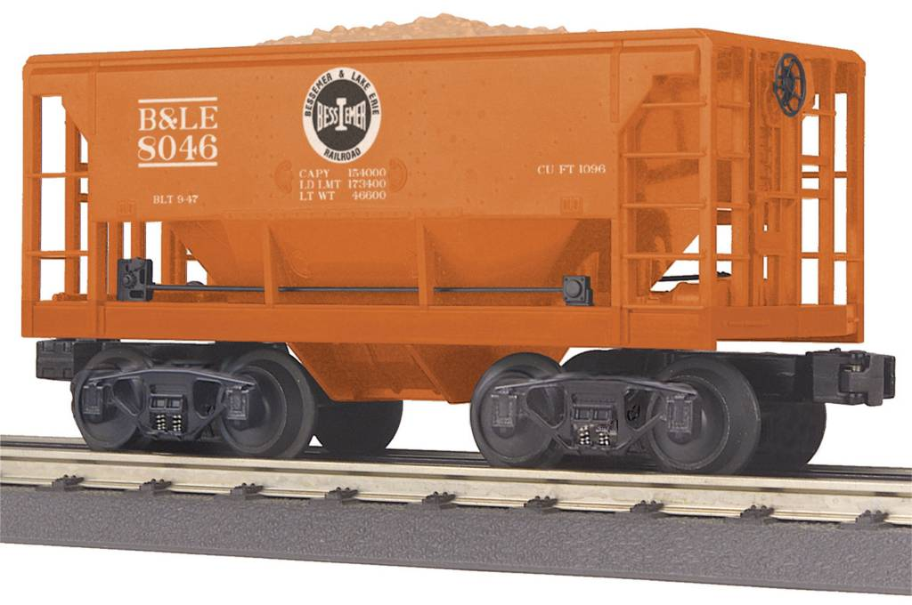 MTH - RailKing 3075231	 - 	ORE CAR BESSEMER & LAKE ERIE
