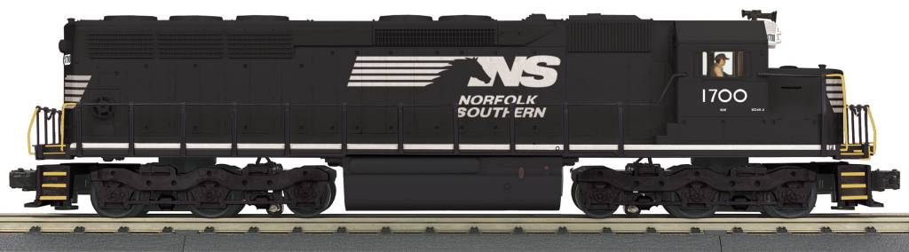 MTH - RailKing Norfolk Southern SD-45 Diesel Engine PS3 30-20117-1