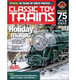Kalmach Publishing Classic Toy Trains - December 2017