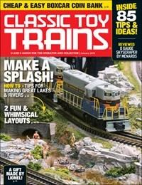 Kalmach Publishing Classic Toy Trains - January 2018