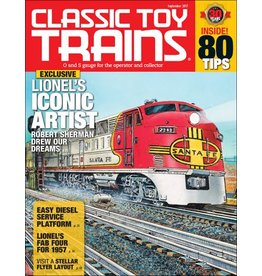 Kalmach Publishing Classic Toy Trains September 2017