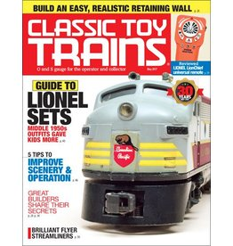 Kalmach Publishing Classic Toy Trains May 2017