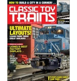 Kalmach Publishing Classic Toy Trains March 2017