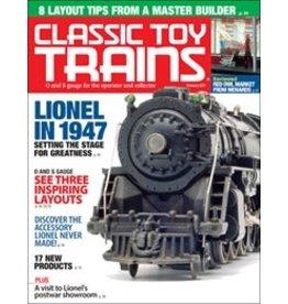 Kalmach Publishing Classic Toy Trains February 2017
