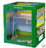 BACHMANN Plasticville O-Scale Signal Bridge 45309
