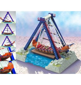 Lionel Lionel 6-14171 Operating Pirate Ship Ride