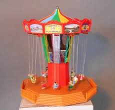 Lionel LIONEL 6-14170 Play World Amusement Park Swing Ride