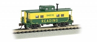 BAC 16857 N Scale Northeast Steel Caboose Reading #94070