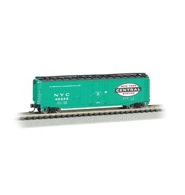 BAC 71070 N Scale 50' Plug Door Box Car New York Central N