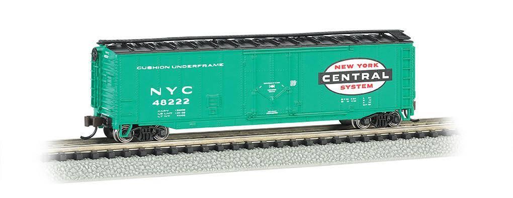 BAC 71070 N Scale 50' Plug Door Box Car New York Central N
