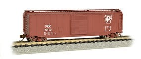 BAC BAC19459 N Scale PRR Boxcar