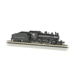 BAC BAC51752 N SCALE ALCO 2-6-0 STEAM ENGINE (DCC)
