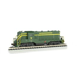 BACHMANN BAC62459 N Scale GP7 Diesel Loco (DCC), Jersey Central