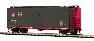 MTH - HO #85-74152, HO Norfolk Southern (First Responders) 40' PS-1 Box Car